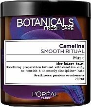 Parfums et Produits cosmétiques Masque à l'huile de cameline pour cheveux - L'Oreal Paris Botanicals Fresh Care Camelina Mask