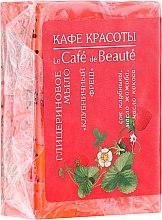 Parfums et Produits cosmétiques Savon glycériné au jus de fraise et huile de jojoba - Le Cafe de Beaute Glycerin Soap