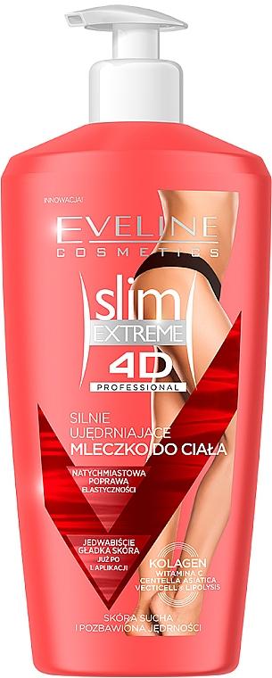 Lait raffermissant pour le corps - Eveline Cosmetics Slim Extreme 4d Milk