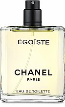 Parfums et Produits cosmétiques Chanel Egoiste - Eau de toilette (testeur avec bouchon)