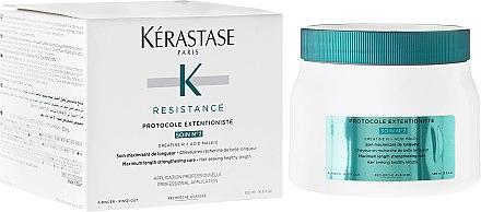 Protocole extentioniste soin Nº2, soin maximisant de longueur - Kerastase Resistance Protocole Extentioniste Soin Nº2