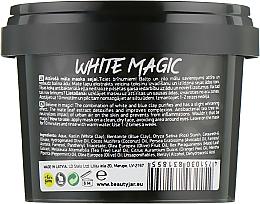 Masque à l'huile d'arbre à thé pour visage - Beauty Jar White Magic — Photo N3