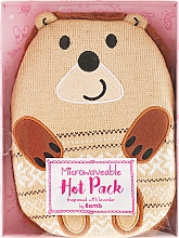 Parfums et Produits cosmétiques Bouillotte hérisson micro-ondable, parfum lavande - Bomb Cosmetics Harry the Hedgehog Body Warmer