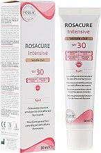 Parfums et Produits cosmétiques Emulsion protectrice colorée SPF 30 - Synchroline Rosacure Intensive Teintee Clair