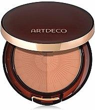 Parfums et Produits cosmétiques Poudre bronzante compacte pour visage - Artdeco Bronzing Powder Compact Long-Lasting