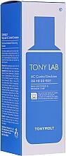 Parfums et Produits cosmétiques Émulsion à l'huile d'arbre à thé pour visage - Tony Moly Tony Lab AC Control Emulsion