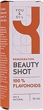 Sérum pour visage - You & Oil Beauty Shot 04 100% Flavonoids Face Serum — Photo N1