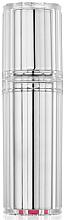 Parfums et Produits cosmétiques Vaporisateur de parfum rechargeable, argent - Travalo Bijoux Silver Refillable Spray