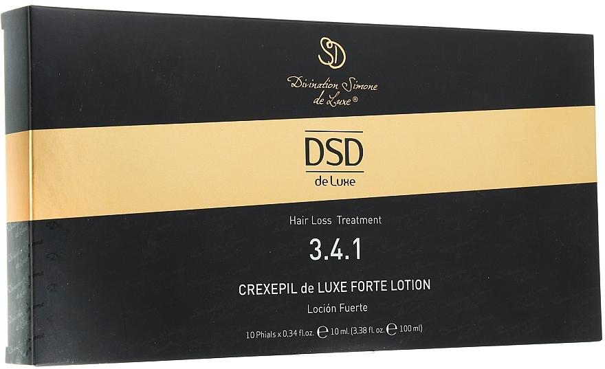 Lotion capillaire à la caféine № 3.4.1 - Divination Simone De Luxe Crexepil DeLuxe Forte Lotion — Photo N1