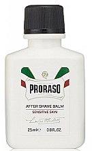 Parfums et Produits cosmétiques Baume après-rasage contre les irritations - Proraso White After Shave Liquid Cream