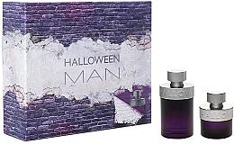 Parfums et Produits cosmétiques Jesus del Pozo Halloween Man - Coffret (eau de toilette/100ml + eau de toilette/50ml)