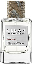Parfums et Produits cosmétiques Clean Reserve Ambre Saffron - Eau de Parfum