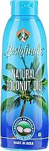 Parfums et Produits cosmétiques Huile de coco naturelle du Kerala pour cheveux et corps - Bestofindia Natural Coconut Oil