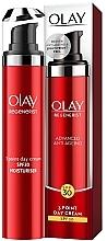 Parfums et Produits cosmétiques Crème de jour à l'extrait d'aneth et vitamine B3 - Olay Regenerist 3 Point Super Firming Moisturiser SPF 30