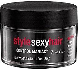 Parfums et Produits cosmétiques Cire coiffante pour cheveux - SexyHair StyleSexyHair Control Maniac Styling Wax