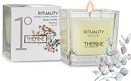 Parfums et Produits cosmétiques Bougie de massage - Therine Rituality Body Candle