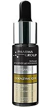 Parfums et Produits cosmétiques Sérum à l'huile d'argan et coenzyme Q10 pour cheveux - Pharma Group Laboratories