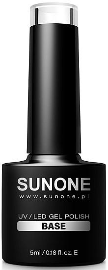 Base de vernis à ongles hybride - Sanone Gel Polish Base