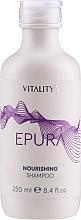 Parfums et Produits cosmétiques Shampooing aux huiles de pomme et tournesol - Vitality's Epura Nourishing Shampoo