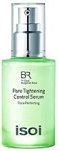 Parfums et Produits cosmétiques Sérum à l'huile de rose bulgare pour visage - Isoi Bulgarian Rose Pore Tightening Control Serum