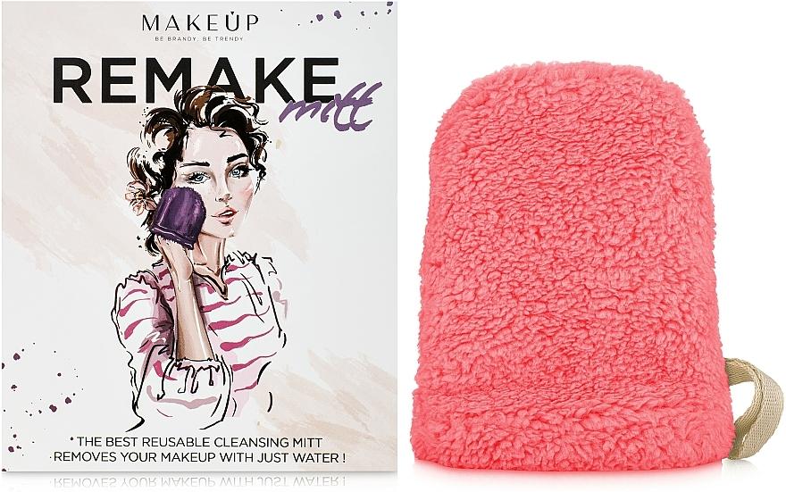 Gant de corail démaquillant ReMake (15 x 12 cm) - MakeUp