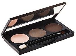 Parfums et Produits cosmétiques Palette de fards à paupières - Hean Paddle Eyebrow Professional Set