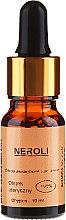 Parfums et Produits cosmétiques Huile essentielle de néroli 100% naturelle - Biomika Neroli Oil