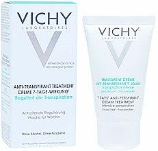 Traitement crème anti-transpirant 7 jours - Vichy 7 Day  — Photo N1