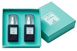 Parfums et Produits cosmétiques Acqua Dell Elba Blu - Coffret pour homme (eau de parfum/2x15ml)