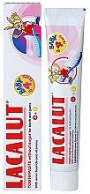 Parfums et Produits cosmétiques Dentifrice aux vitamines - Lacalut Baby Toothpaste