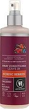 Parfums et Produits cosmétiques Spray après-shampooing bio aux baies nordiques - Urtekram Nordic Berries Spray Conditioner Leave In