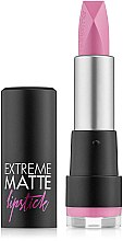 Parfums et Produits cosmétiques Rouge à lèvres mat - Flormar Extreme Matte Lipstick