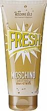 Parfums et Produits cosmétiques Moschino Gold Fresh Couture - Lotion parfumée pour le corps