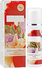 Parfums et Produits cosmétiques Fluide lumineux pour visage - Ryor Decorative Care Brightening Makeup 8in1 (Light)