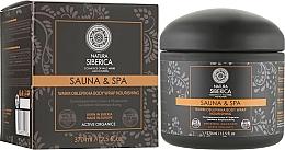 Parfums et Produits cosmétiques Enveloppement chauffant à l'argousier pour corps - Natura Siberica Sauna&Spa