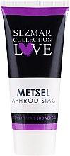 Parfums et Produits cosmétiques Soin nettoyant à l'huile de jojoba pour le corps et l'hygiène intime - Sezmar Collection Love Metsel Aphrodisiac Shower Gel