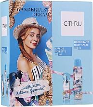 Parfums et Produits cosmétiques C-Thru Wanderlust Dream - Set (eau de toilette/30ml + déodorant spray pour corps/150ml)