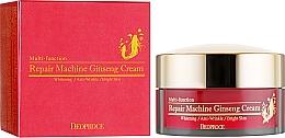 Parfums et Produits cosmétiques Crème au ginseng pour visage - Deoproce Repair Machine Ginseng Cream