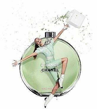 Chanel Chance Eau Fraiche - Gel moussant pour la douche — Photo N2