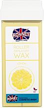 Parfums et Produits cosmétiques Cartouche de cire à épiler roll-on, citron - Ronney Wax Cartridge Lemon