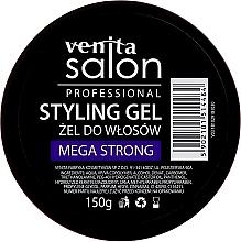 Parfums et Produits cosmétiques Gel coiffant à la kératine - Venita Salon Professional Styling Mega Strong