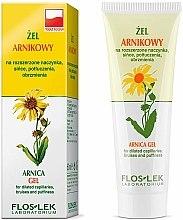 Parfums et Produits cosmétiques Gel à l'arnica pour visage - Floslek Gel Arnica