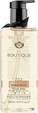 Parfums et Produits cosmétiques Savon liquide à l'oud et cassis - Grace Cole Boutique Oud & Cassis Hand Wash