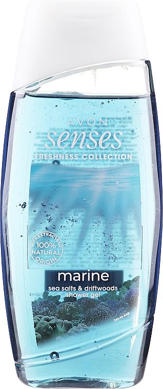 Gel douche - Avon Shower Gel Marine — Photo N1