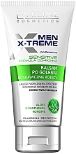 Parfums et Produits cosmétiques Baume après-rasage à l'aloe vera - Eveline Cosmetics Men X-Treme After Shave Balm