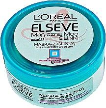Parfums et Produits cosmétiques Masque à l'argile pour cheveux - L'Oreal Paris Elseve Extraordinary Clay Mask