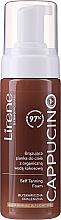 Parfums et Produits cosmétiques Mousse bronzante à l'eau de noix de coco pour corps - Lirene Cappucino Self Tanning Foam