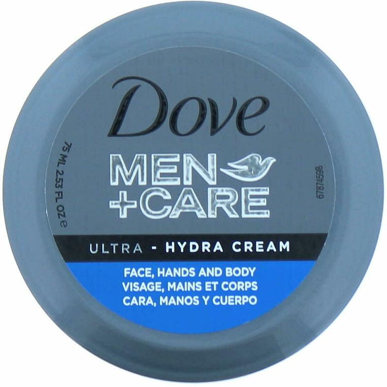 Crème à la glycérine pour visage, mains et corps - Dove Men + Care Ultra Hydra Cream
