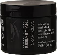 Parfums et Produits cosmétiques Pâte texturisante matifiante - Sebastian Professional Form Craft Clay Remoldable-Matte