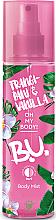 Parfums et Produits cosmétiques Brume parfumée pour corps - B.U. Frangipani & Vanilla Body Mist
